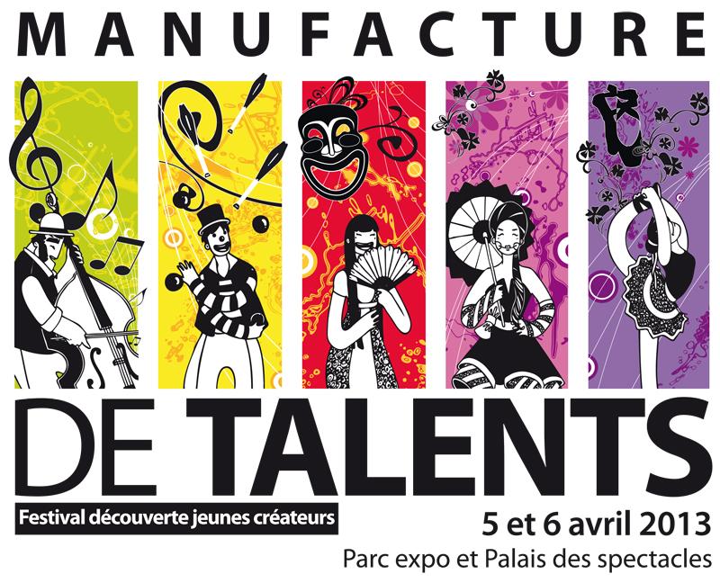 Manufacture          des talents