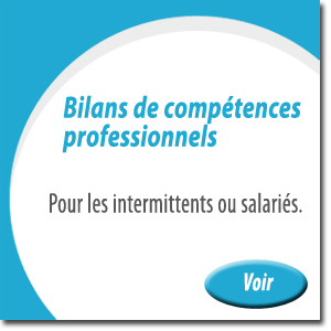 bilans de comptences professionnels
